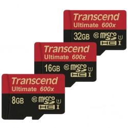 TRANSCEND microSDHC Classe...