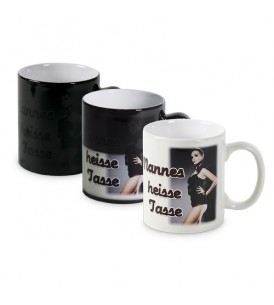 Mug magic tasse noir