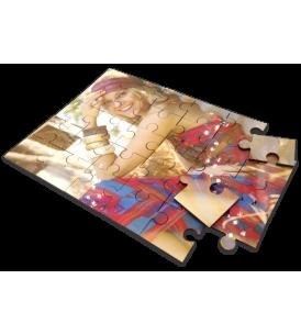 Puzzle MDF 96 Pçs