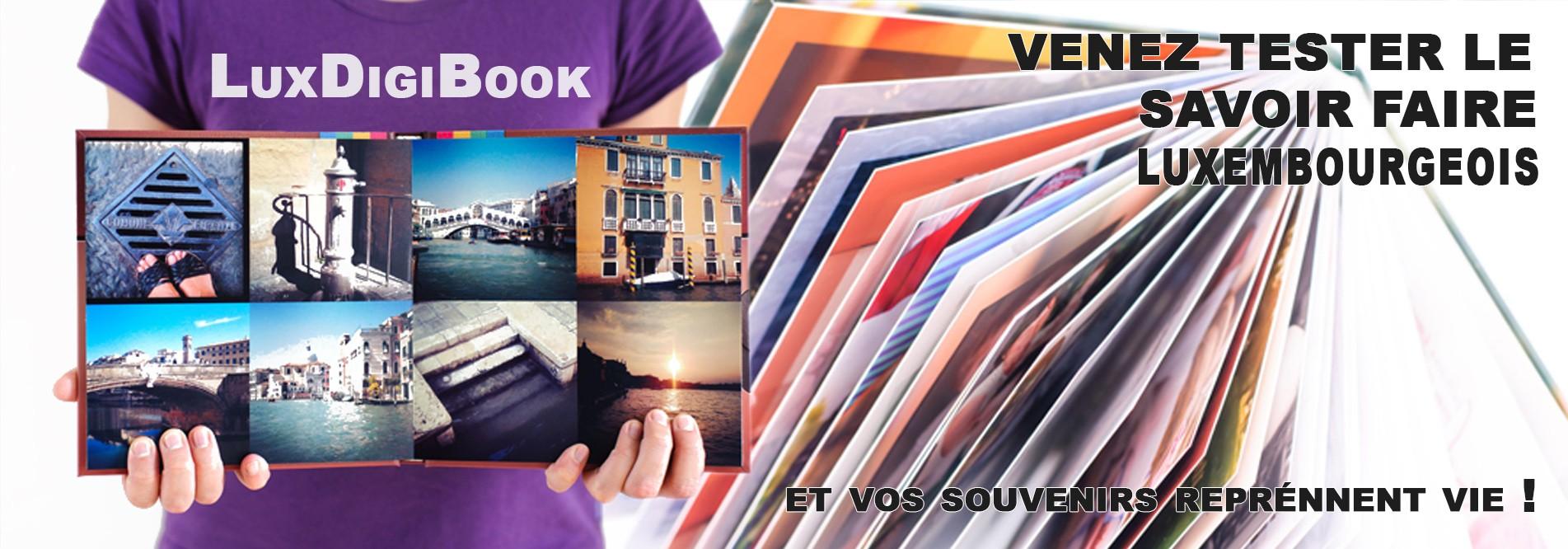 LuxDigiBook